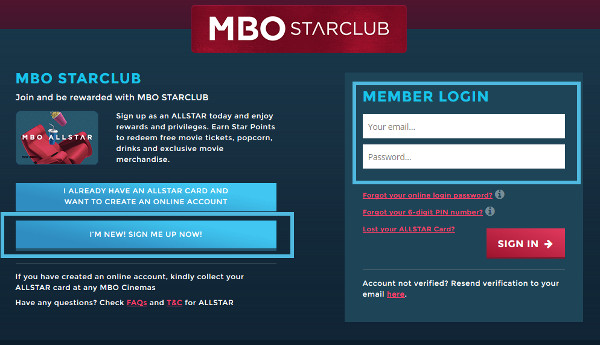 Mbo Ticket Booking Tutorial Cinema Online