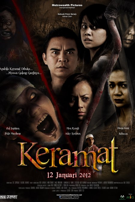 Image Result For Review Film Keramat