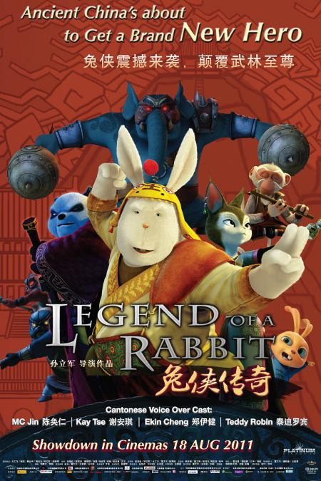 Legend Of A Rabbit