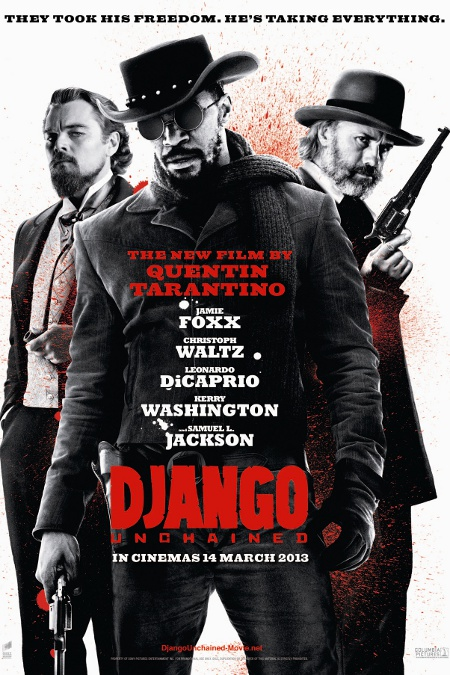 cinema.com.my: Django Unchained