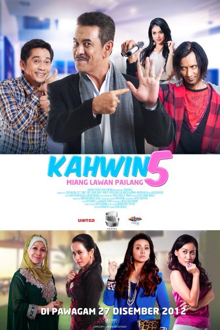 Kahwin 5 (2012)