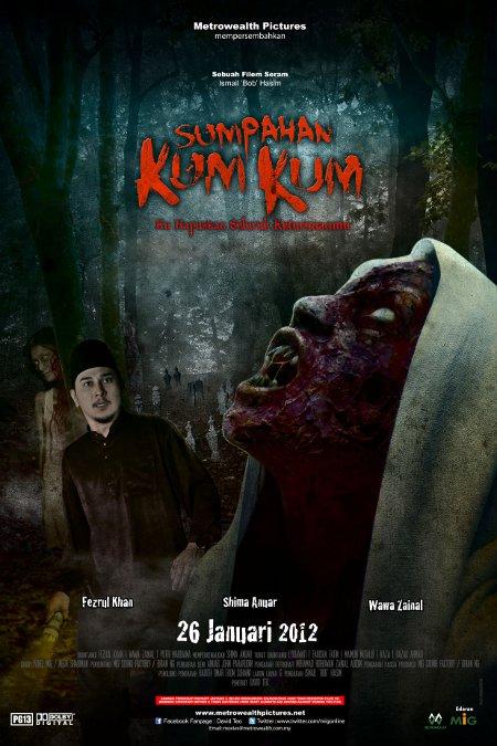 Sumpahan Kum Kum (2012)