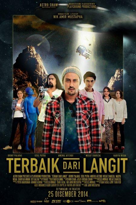 Terbaik Dari Langit (2014)