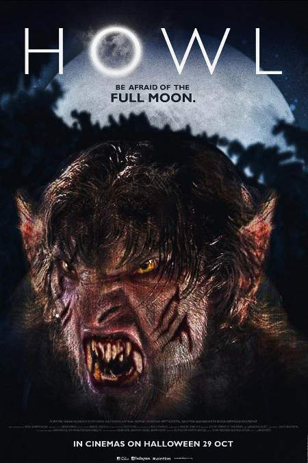 Howl | Movie Release, Showtimes & Trailer | Cinema Online