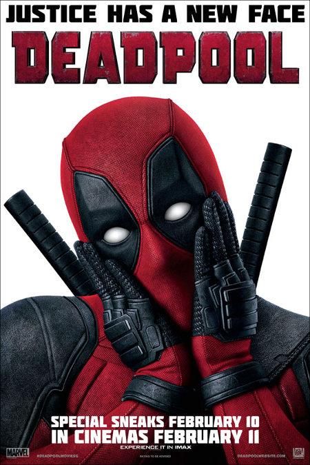 Deadpool movie date