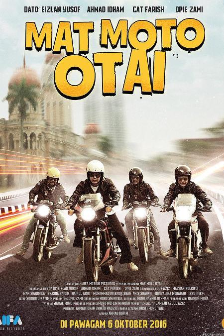 Mat Moto Otai 2016