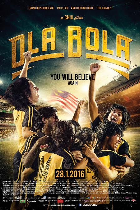 Ola Bola (2016)