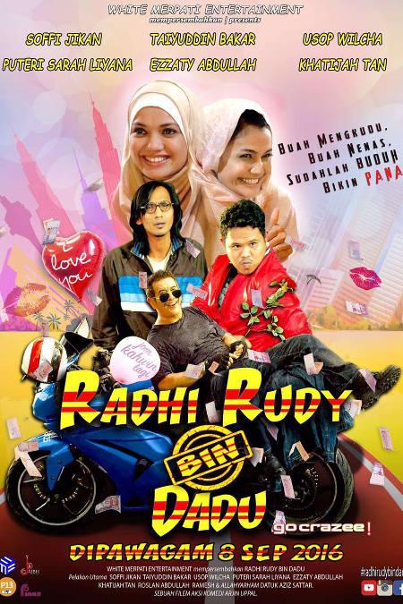 Radhi Rudy Bin Dadu (2016)