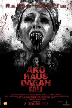 Aku Haus Darahmu (2017) (Malaysia)