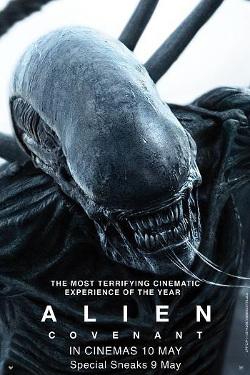 Cinemacommy Alien Covenant