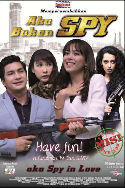 Aku Bukan Spy (2017)