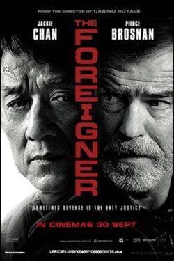 The Foreigner Movie Release Showtimes Trailer Cinema Online