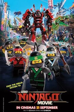 The Lego Ninjago Movie Movie Release Showtimes Trailer Cinema Online