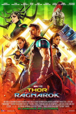 cinema com my thor ragnarok