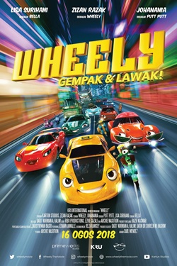 Cinema Com My Wheely