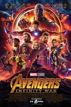 Avengers Infinity War Movie Release Showtimes Trailer