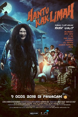 Image result for hantu kak limah 2018