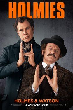 cinema com my: Holmes And Watson