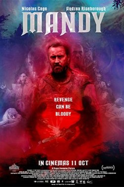 Mandy (2018) Hindi Dubbed