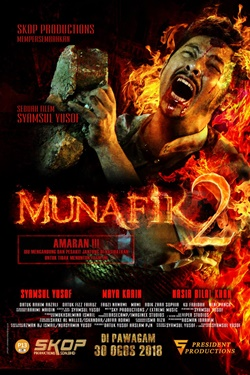 Cinema Com My Munafik 2