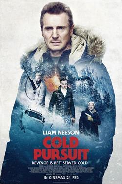 cinema com my: Cold Pursuit
