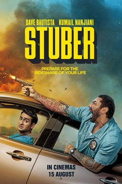 cinema com my: Stuber