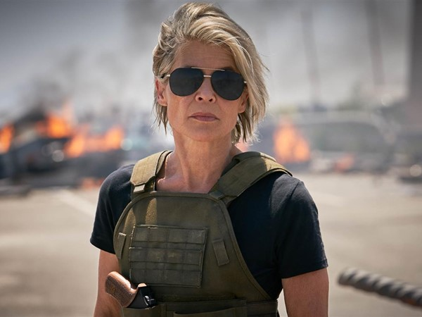 Featurette: Sarah Connor Character