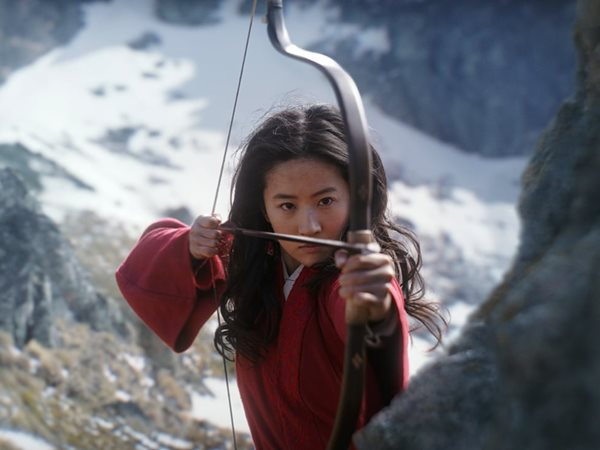 Featurette: The Look Of Mulan