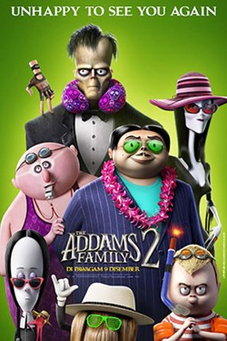 [Trailer] The Addams Family 2