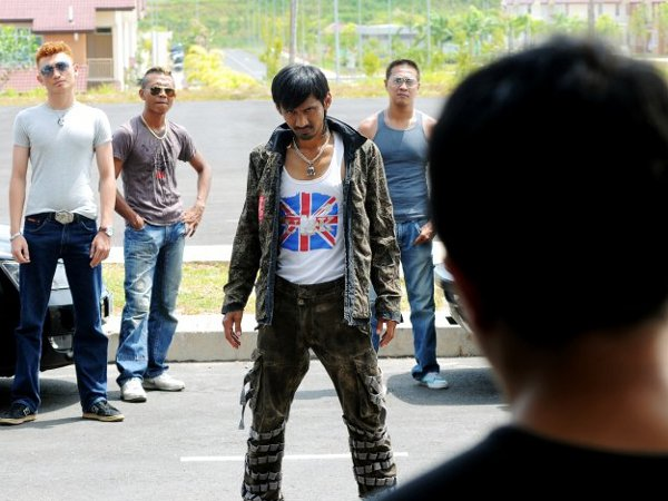 gangsterism in malaysia