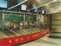 TGV 1 Utama on 19 October 1995 when it first opened