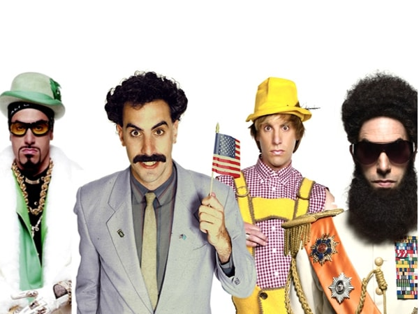 The eccentric roles of Sacha Baron Cohen | News & Features | Cinema Online