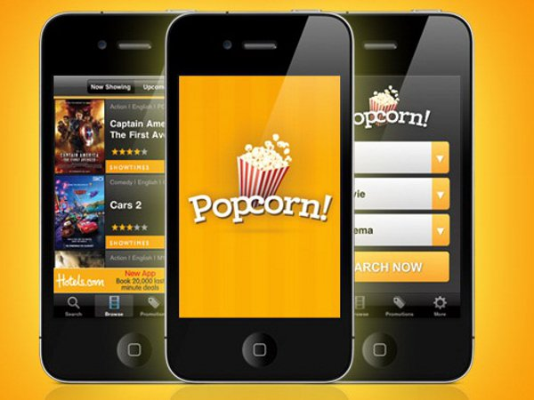 cinemaforge app
