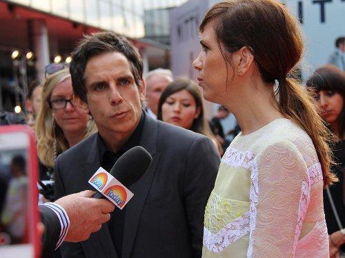 Cinema Com My Meeting Ben Stiller Amp Kristen Wiig