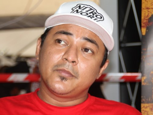 "Helmi Yusof, the director of ""Bikers Kental"". - 7g_seetheseextraordinary11"