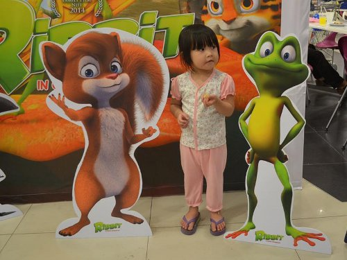 cinema online brunei news   fun filled family activities for ribbit