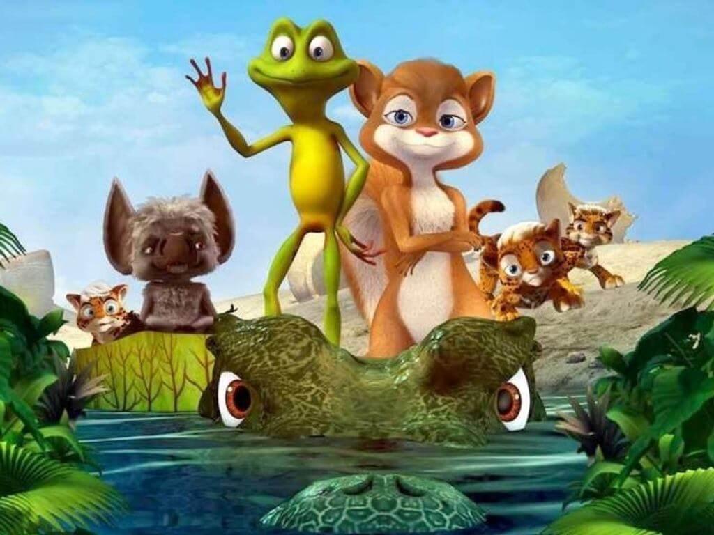 cinema com my: Top 5 High Grossing Malaysian Animations