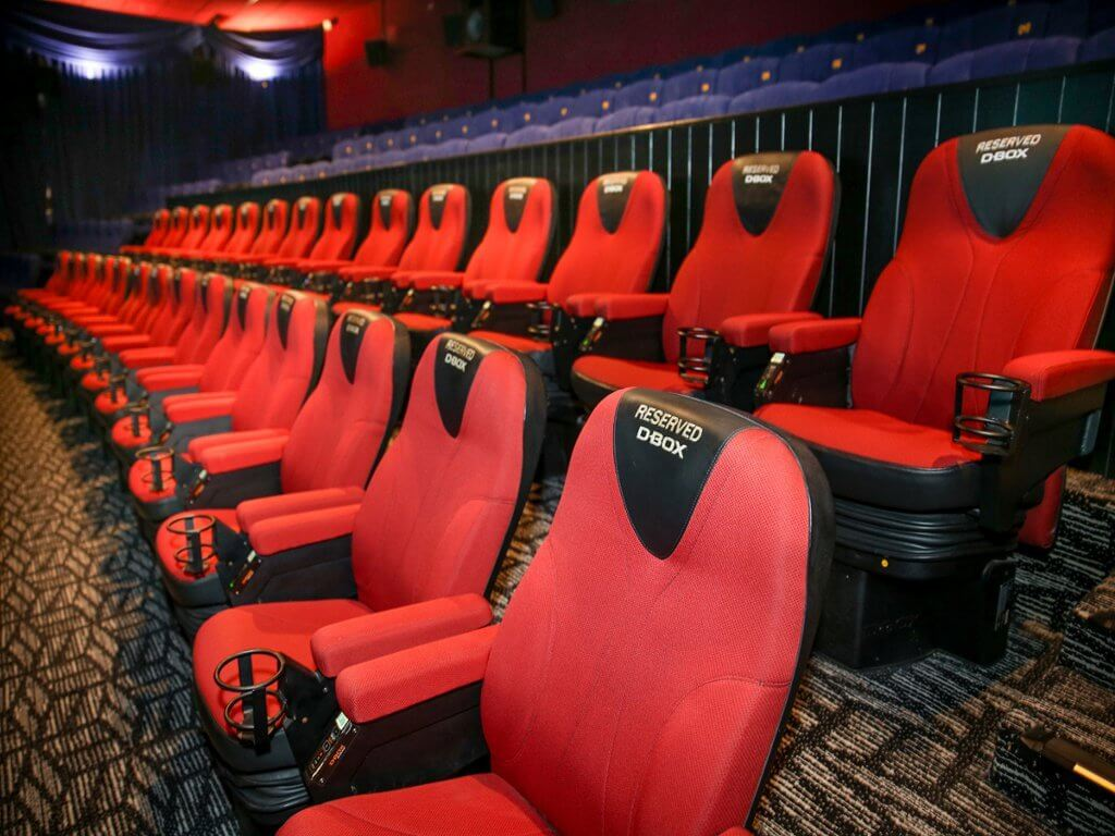 Cinemaonline Sg D Box Motion Seats In South East Asia