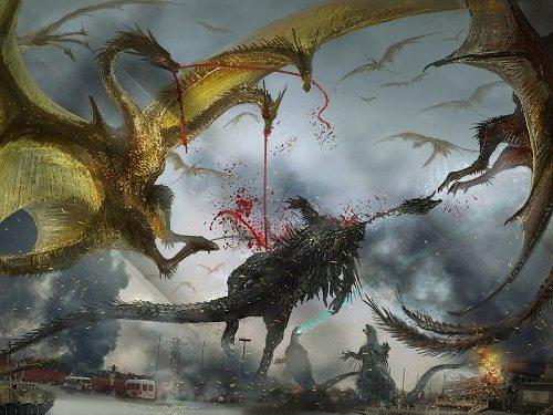 Cinema.com.my: Godzilla 2014 Vs. Godzilla 1998