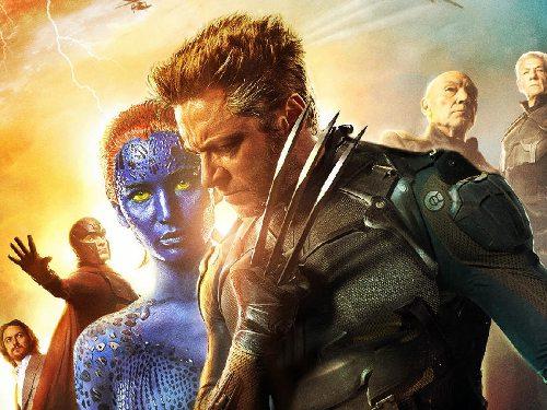 cinema com my: X-Men travel back to the past