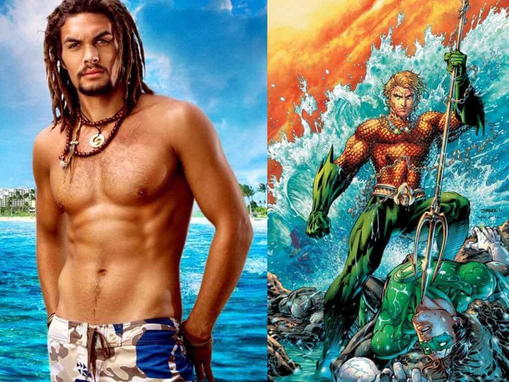 Aquaman To Appear In Batman V Superman Film