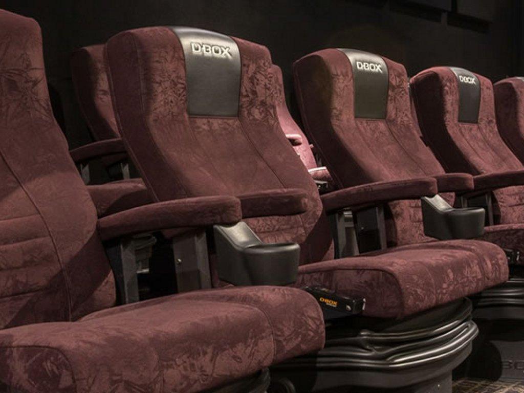 d box enhances cinema experience. Black Bedroom Furniture Sets. Home Design Ideas