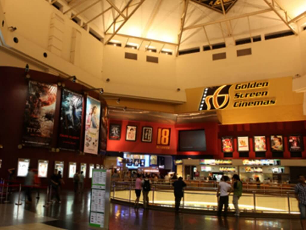 Cinema Com My Gold Class At Gsc Mid Valley Closed
