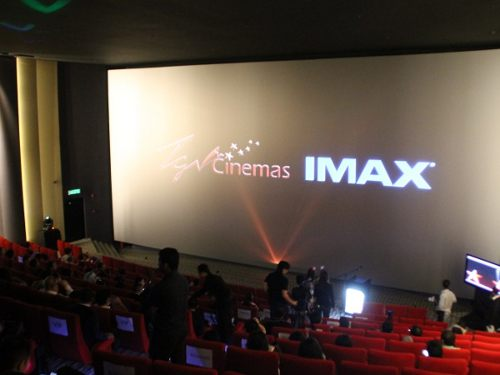 My IMAX Arrives In Penang