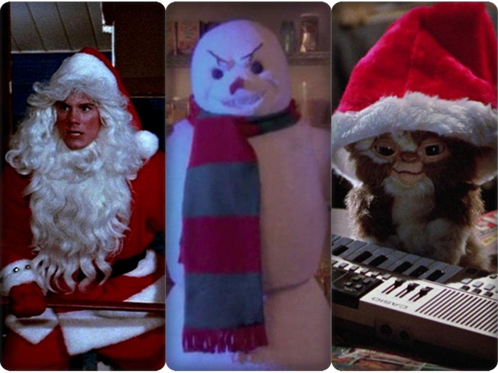 ho ho horror christmas - Best Christmas Horror Movies