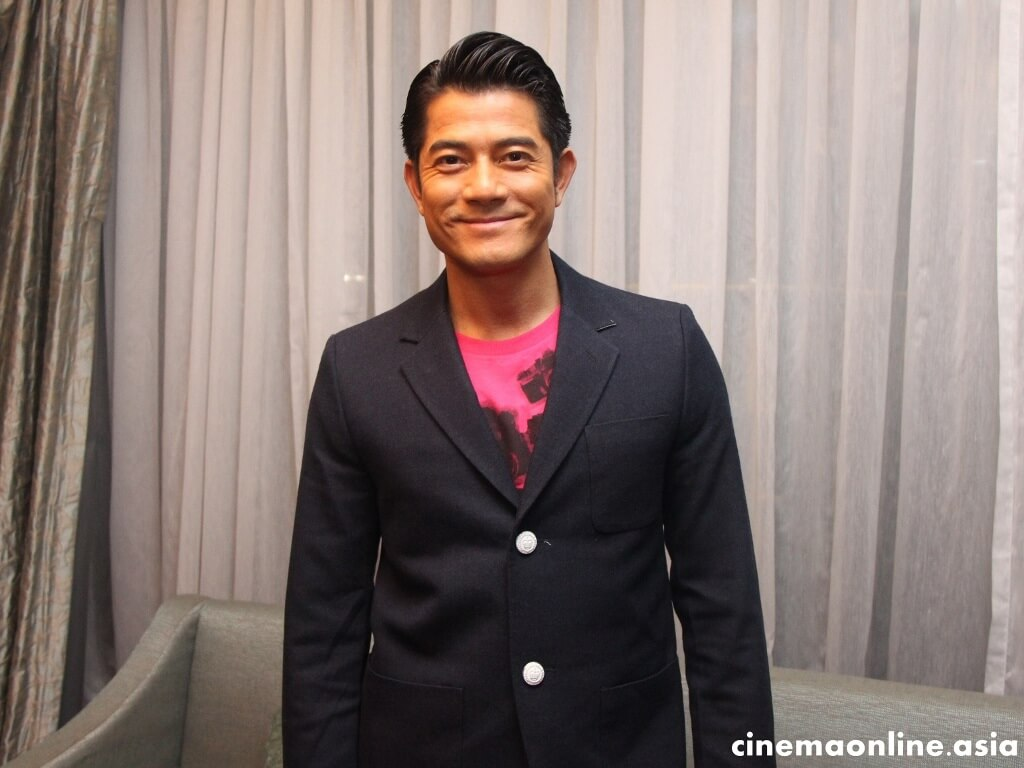 cinemaonline.sg: Aaron Kwok is finding the right time to ...