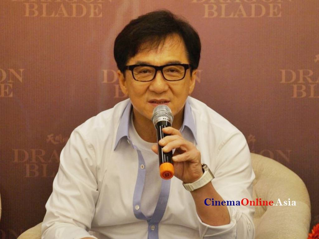 Jackie Chan is now a D...