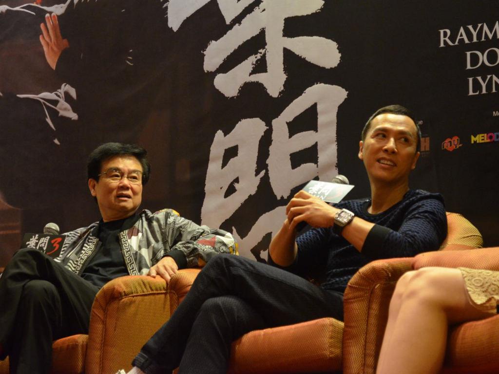 Cinemaonline Sg Raymond Hopes Ip Man 3 Makes Rm20 Million In Malaysia