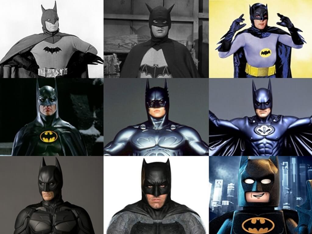 The Evolution Of Batmans Batsuit