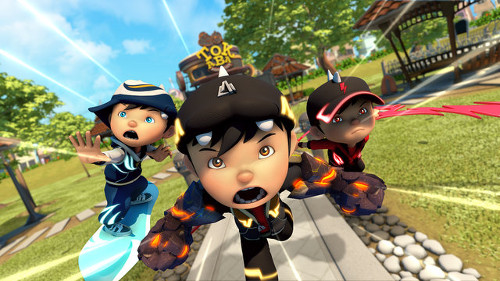 Cinemacommy Boboiboy The Movie Aims For Rm25 Million And A Trilogy
